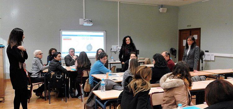 Los centros educativos La Salle de Paterna comparten la experiencia ECA con otros centros educativos del entorno