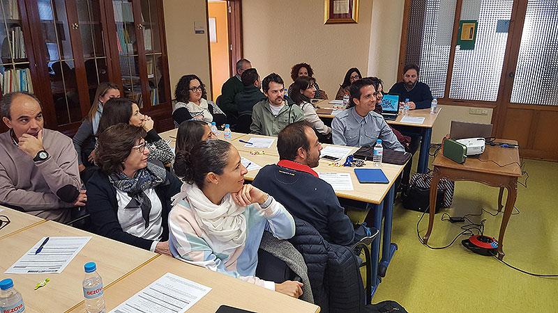Paterna acoge una jornada de formación para directores técnicos y jefes de estudio de La Salle en la Comunidad Valenciana y Teruel