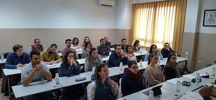 Los profesores nuevos de La Salle en la Comunidad Valenciana y Teruel reciben formación sobre Aprendizaje Cooperativo