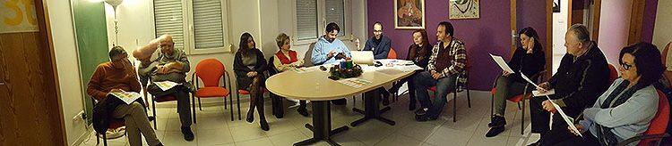Formación voluntarios de los pisos de emancipación de la Fundación Proideba en Palma