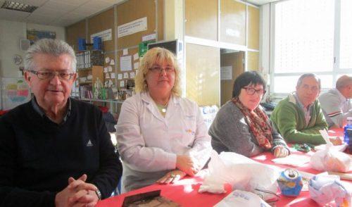 'Hoy comemos con… el Hno. Vicente Clemente' en la Escuela Profesional