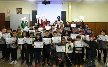 Alumnos de Robótica de La Salle Teruel participan en 'La hora del código'
