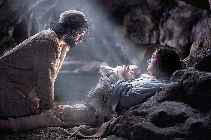 Fotos De Navidad Con Jesus.Jesus Es La Palabra Reflexion De Navidad La Salle