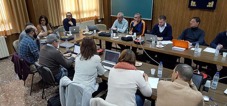 Jornada de formación en Llíria para los directores generales de las obras de La Salle Valencia-Palma