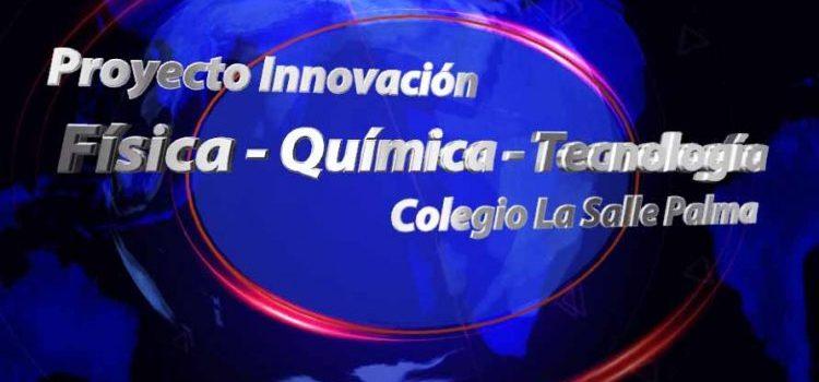 """Éxito del Lanzamiento de Cohetes """"caseros"""" en el proyecto de 2ºESO de Física, Química y Tecnología de La Salle Palma"""