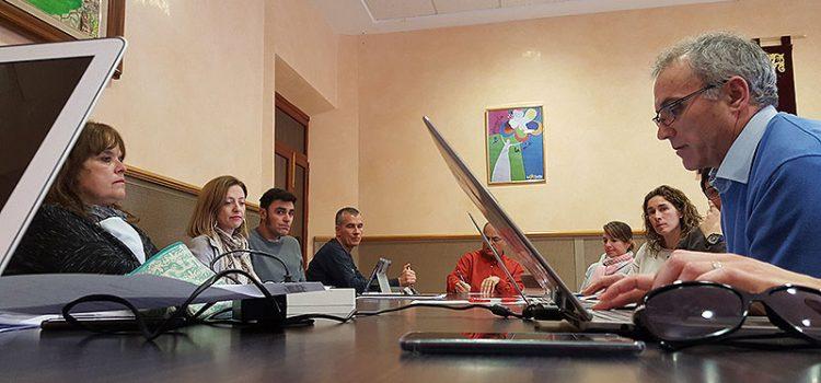 Reunión en Pont d'Inca de los responsables ECAbP de la zona insular de La Salle Valencia-Palma