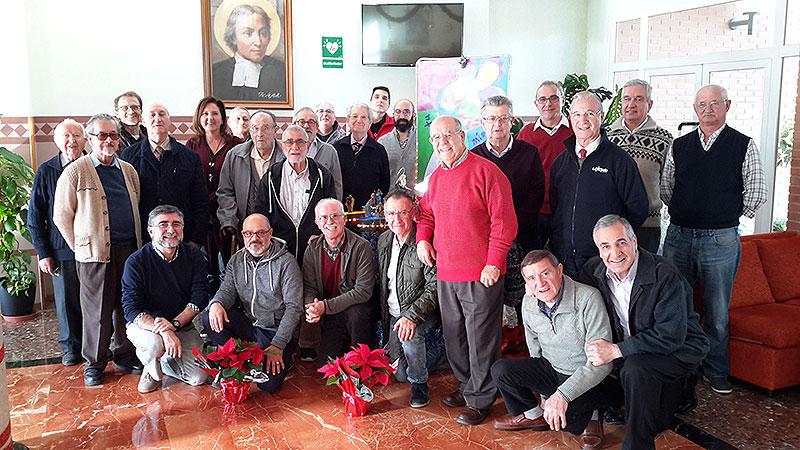 Encuentro de Hermanos y Asociados en La Salle Llíria