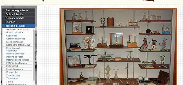El colegio La Salle Teruel incorpora un museo virtual de ciencias a su página web