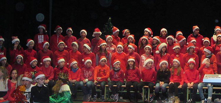 """Projecte """"Vivim el Nadal"""" a 2n i 4t de primària de La Salle Palma"""