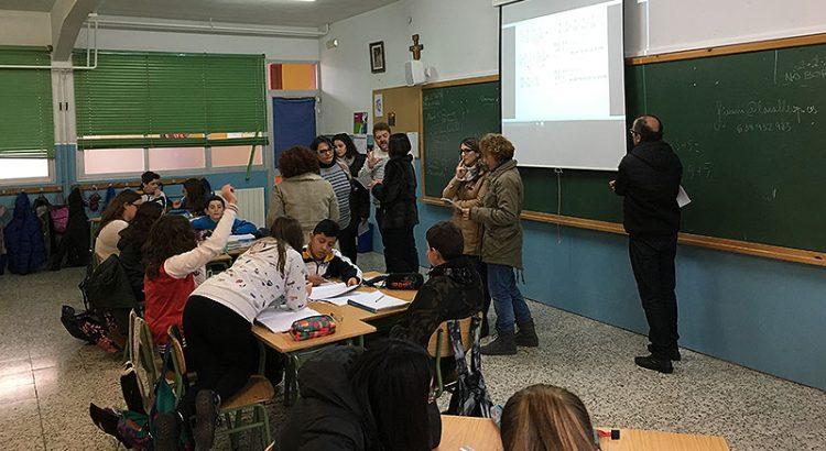 Buenas prácticas de aprendizaje cooperativo en Benicarló