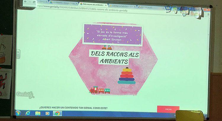 Buenas prácticas en el colegio La Salle de Inca