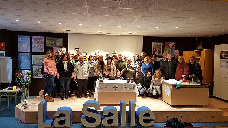 Encuentro en Palma de educadores cristianos de La Salle de Mallorca