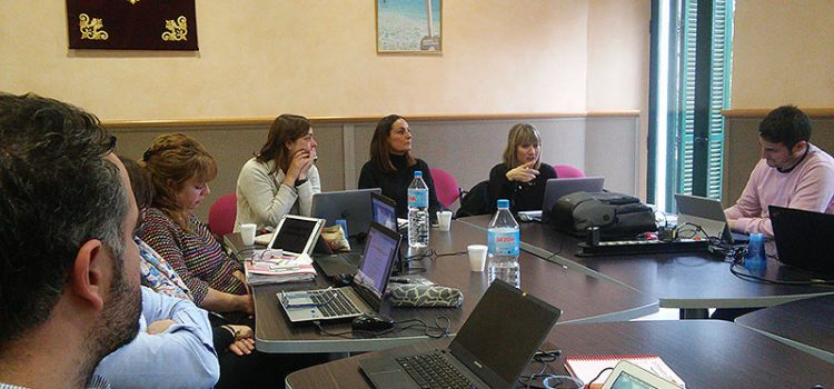 El Equipo de Calidad de La Salle Valencia-Palma se reúne en Pont d'Inca para trabajar los protocolos de gestión de calidad