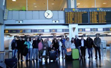 La Escuela Profesional La Salle de Paterna, de la mano de Erasmus+, camina a paso firme en Europa