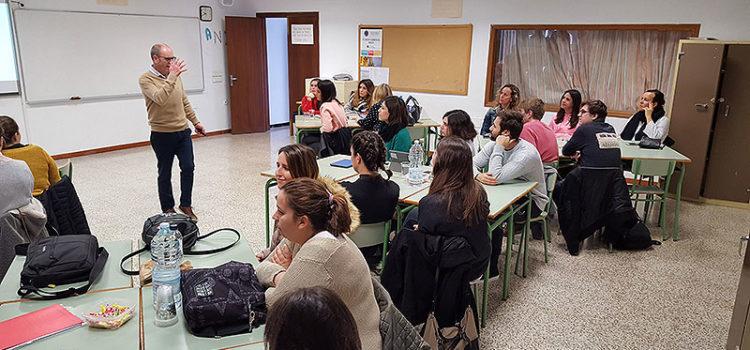 Formación presencial de Estructura Cooperativa del Aprendizaje (ECA) para profesores de La Salle en Mallorca