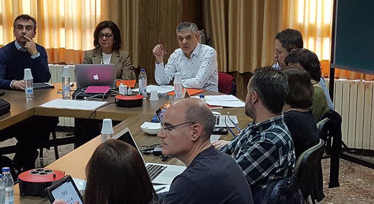 Encuentro de directores generales y Consejo de la MEL en Llíria