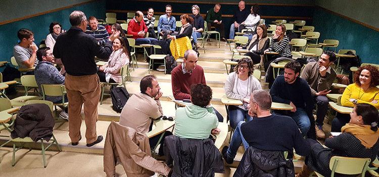 Nueva jornada de formación para directores técnicos y jefes de estudio de los colegios La Salle de Baleares, Comunidad Valenciana y Teruel
