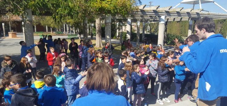Febrero, mes de la inmersión lingüística en La Salle Llíria
