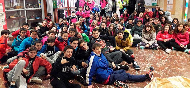 Nace Salle Joven Teruel