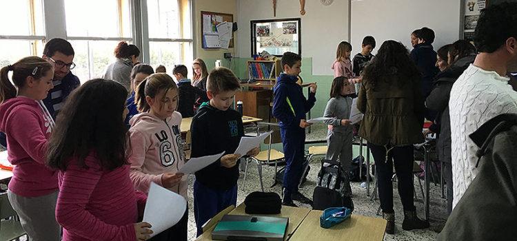 Profesores de la Comunidad Valenciana visitan La Salle Teruel para conocer sus buenas prácticas en Aprendizaje Cooperativo