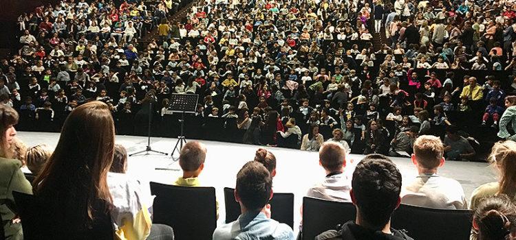 El col·legi La Salle Manacor celebra el seu XII Certamen Literari