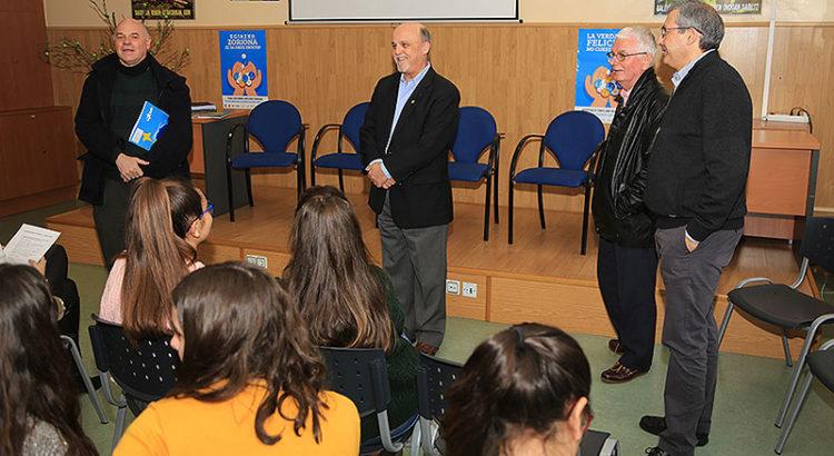El Hno. Robert visita el sector Bilbao de La Salle