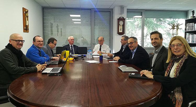 El Hno. Robert visita La Salle en Cataluña
