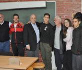 El Hermano Robert Schieler comparte fraternidad y cercanía en su estancia en el Distrito Arlep