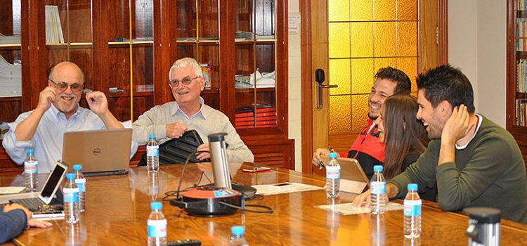 Cercanía, sinceridad y un mensaje de futuro en la visita del H. Robert Schieler a La Salle Sector Valencia-Palma