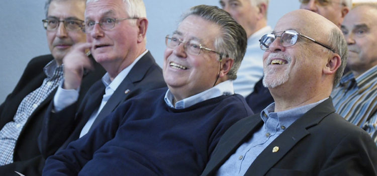 El H. Robert abraza un nuevo tiempo de esperanza para La Salle en su paso por el Sector Valladolid