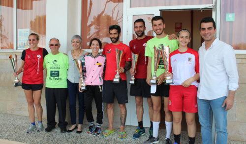 La Salle en Menorca vuelve a correr por Proideba