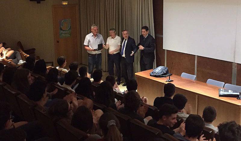 El jurado de LSDreams premia al colegio La Salle de Paterna por su extraordinaria participación y calidad de proyectos científicos presentados al concurso