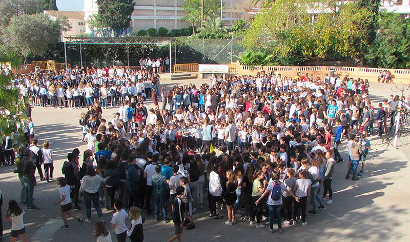 El col·legi La Salle de Palma celebra el Dia de Sant Joan Baptista de La Salle