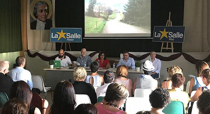 Jornadas Institucionales de La Salle Valencia-Palma: Somos La Salle…300 años después
