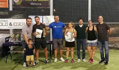 I Torneo Benéfico La Salle Acoge – Pádel Es Castell en Menorca