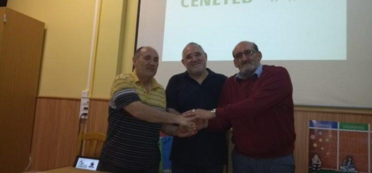 PROYDE firma un acuerdo de colaboración con CENETED, empresa de enseñanza deportiva