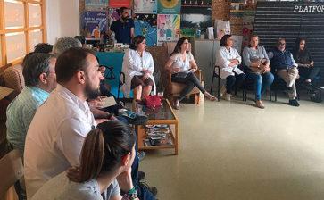 Café con… Gente Pequeña en el colegio La Salle de Paterna