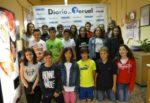 El colegio La Salle de Teruel logra el reconocimiento al trabajo más dinamizador del turismo en Emprende, Futuro Teruel