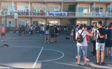 La Salle Inca celebra el Dia de Sant Joan Baptista de La Salle en convivència
