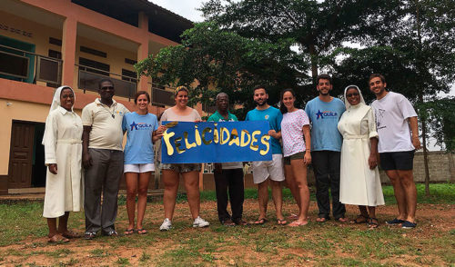 Primera crónica de Voluntariado Adulto en Akassato, Benín