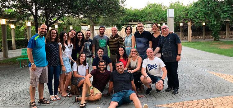 Los profesores nuevos en formación de La Salle Valencia-Palma visitan los centros de menores de Projecte Obert