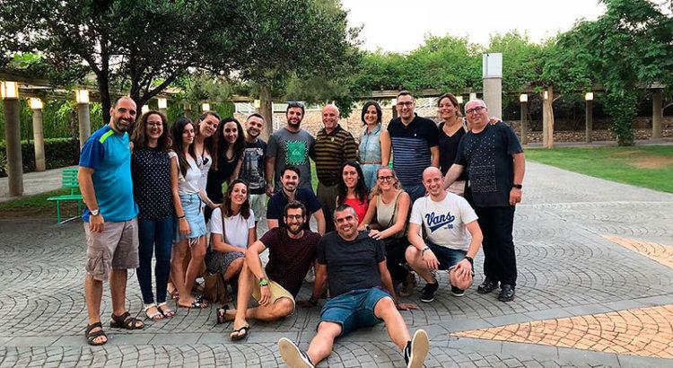 Encuentro de profesores nuevos en Projecte Obert