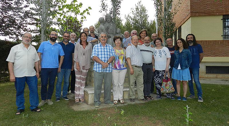 Encuentro de Asociados del Sector Valencia Palma en Teruel