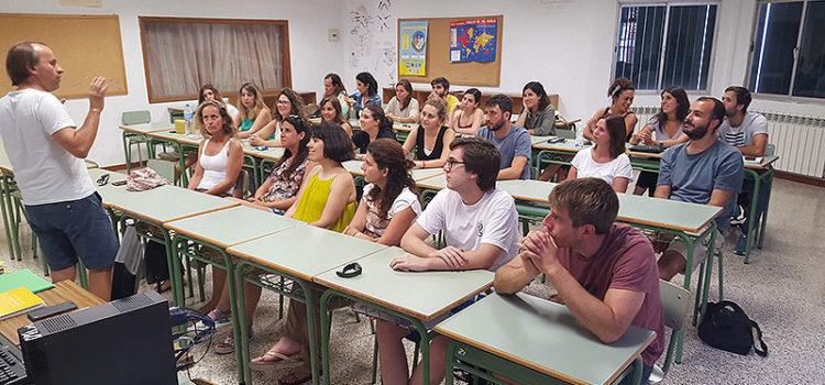 Itinerario de formación inicial para profesores nuevos de La Salle en Paterna y Pont d'Inca