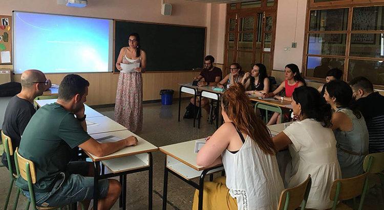 Itinerario de formación inicial para profesores nuevos