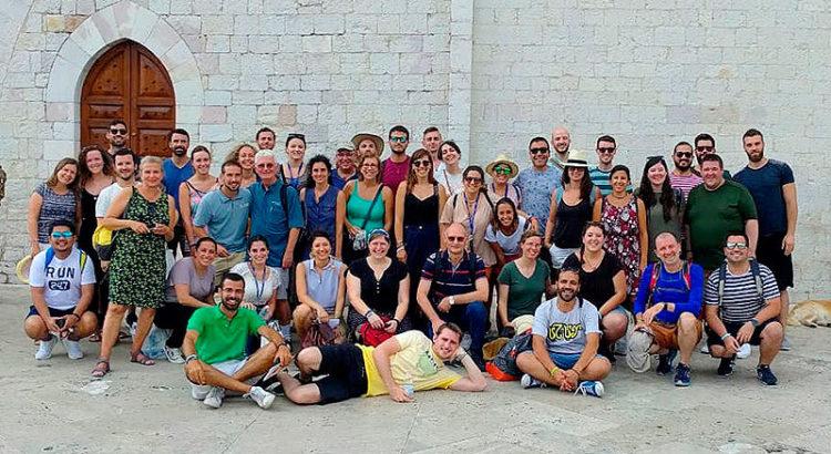 Encuentro jóvenes lasalianos en Roma