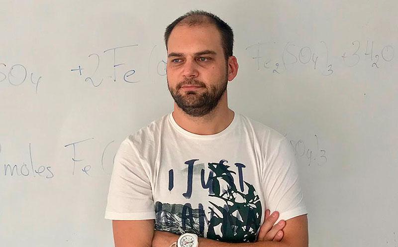 Enrique Ferrero, profesor de La Salle Alcoi, certificado como Apple Professional Learning Specialist