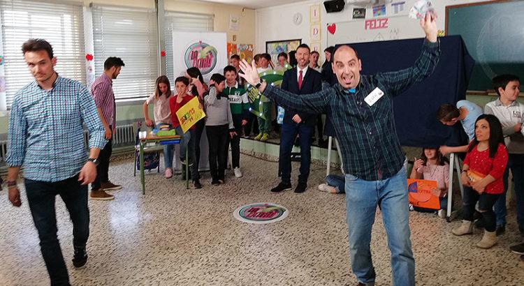 Programa La Extra en La Salle Teruel