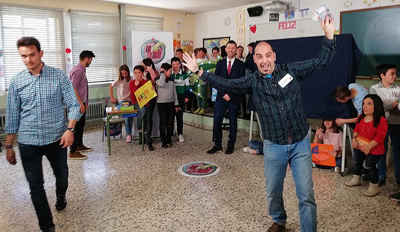 """""""Toma 3,LaExtraenLaSalle… acción!"""""""