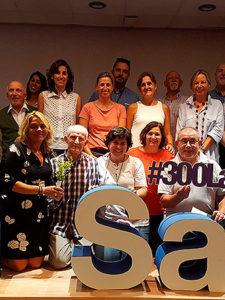 Inicio del tercer año del proyecto Tres Tiendas en La Salle Valencia-Palma